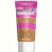 Covergirl Ready Set Gorgeous Oil Free Foundation 310 Classic Tan 1oz / 30ml