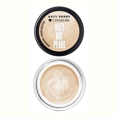 Covergirl Katy Kat Pearl Shadow + Highlighter KP01 Tiger's Eye 0.24oz / 7g