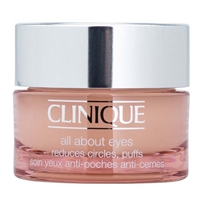 Clinique All About Eyes All Skin Types 0.5oz / 15ml