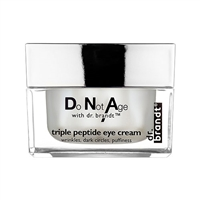 Dr. Brandt Do Not Age Triple Peptide Eye Cream 0.5oz / 15g