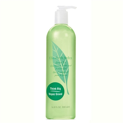 Elizabeth Arden Green Tea Energizing Bath & Shower Gel 16.8oz / 500ml