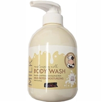 Skinpastel Soft Milk Body Wash 16.9oz / 500ml