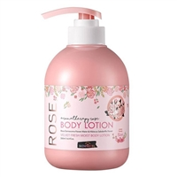 Skinpastel Aroma Rose Body Lotion 16.9oz / 500ml