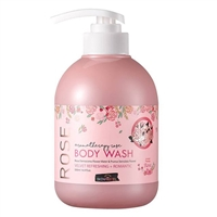 Skinpastel Aroma Rose Body Wash 16.9oz / 500ml