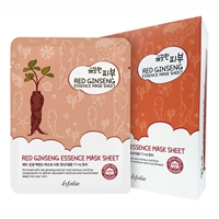 Esfolio Red Ginseng Essence Mask 10 Sheets