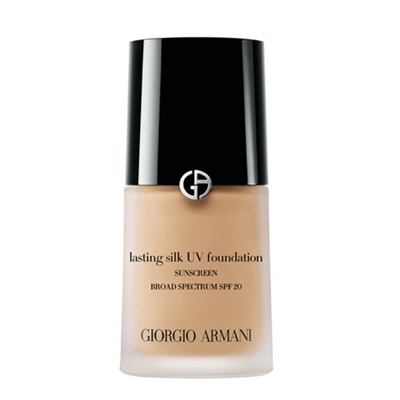 Giorgio Armani Lasting Silk UV Foundation SPF20 #4.5  30ml / 1oz