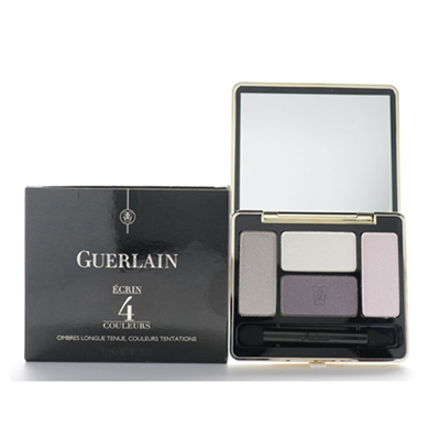 Guerlain Long Lasting Eyeshadows Captivating 4 Colors 08 Les Perles 7.2g / 0.25 oz