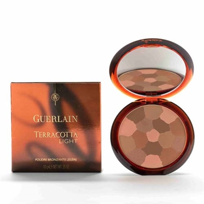 Guerlain Terracotta Light Sheer Bronzing Powder 03 Natural Brunettes 0.35oz / 10g