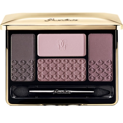 Guerlain Ecrin 4 Couleurs Long-Lasting Eyeshadows Captivating Colours 17 Les Violines 0.25oz / 7.2g