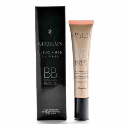Guerlain Lingerie De Peau BB Beauty Booster BB 3 Natural SPF 30 1.3oz / 40ml
