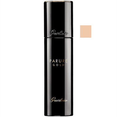 Guerlain Parure Gold Radiance Foundation SPF30 01 Pale Beige 1.0oz / 30ml