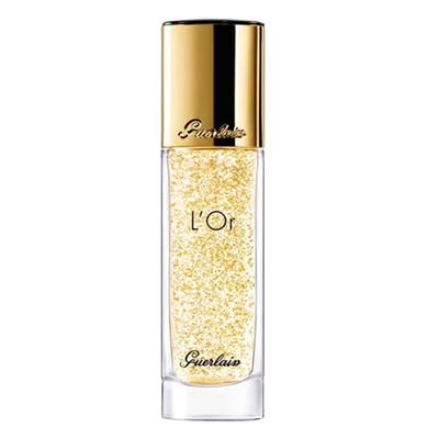 Guerlain L'Or Radiance Concentrate With Pure Gold Make-Up Base 1.0oz / 30ml