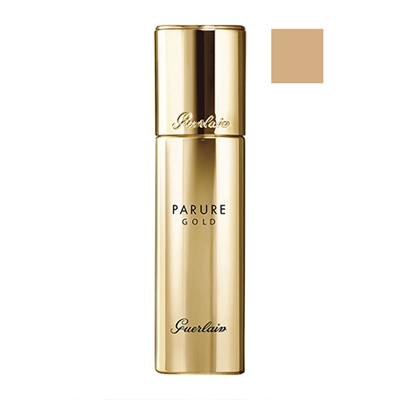 Guerlain Parure Gold Radiance Foundation SPF30 03 Natural Beige 1oz / 30ml