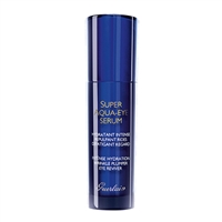 Guerlain Super Aqua Eye Serum Intense Hydration Wrinkle Plumper Eye Reviver 15ml / 0.5oz