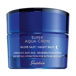 Guerlain Super Aqua Creme Night Balm 1.6oz / 50ml