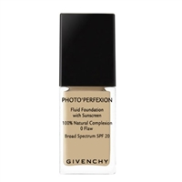 Givenchy Photo'Perfexion Fluid Foundation SPF20 2 Perfect Petal 0.8oz / 25ml