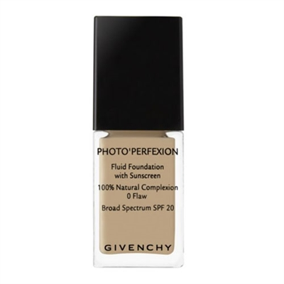 Givenchy Photo'Perfexion Fluid Foundation SPF20 4 Perfect Vanilla 0.8oz / 25ml