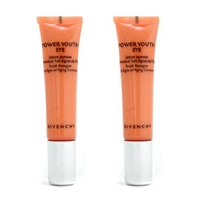 Givenchy Power Youth Aging Correcting Eye Cream 0.5 oz 2 Pieces Set