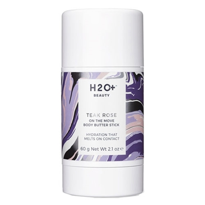 H2O Plus Teak Rose On The Move Body Butter Stick 2.1oz / 60g