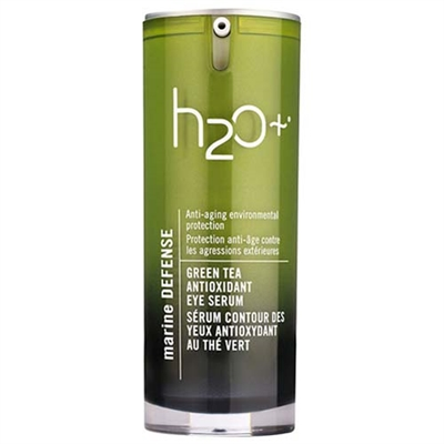 H2O Plus Marine Defense Green Tea Antioxidant Eye Serum 0.5oz / 15ml