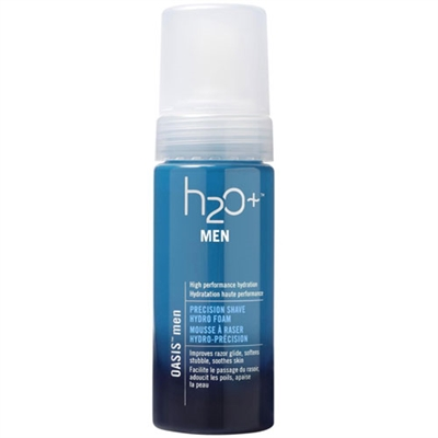 H2O Plus Oasis Men Precision Shave Hydro Foam 5oz / 150ml