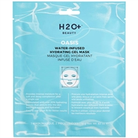H2O Plus Oasis Water-Infused Hydrating Gel Mask 1 Mask / 2 Pieces