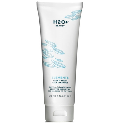 H2O Plus Elements Keep It Fresh Face Cleanser Normal / Oily Skin 4oz / 120ml