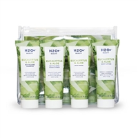H2O Plus Travel Friendly Eucalyptus & Aloe Favorites 4 Piece Set