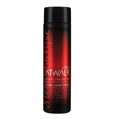Tigi Catwalk Straight Collection Sleek Mystique Calming Conditioner 8.45oz / 250ml