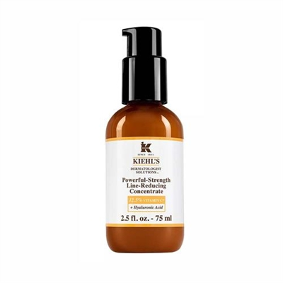 Kiehl's Powerful-Strength Line-Reducing Concentrate 2.5oz / 75ml
