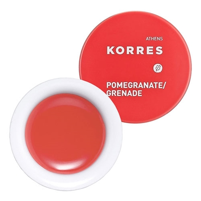 Korres Lip Butter Pomegranate 0.21oz / 6g