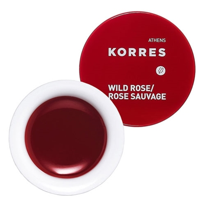 Korres Lip Butter Wild Rose 0.21oz / 6g