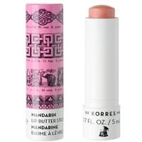 Korres Mandarin Lip Butter Stick Pink 0.17oz / 5ml