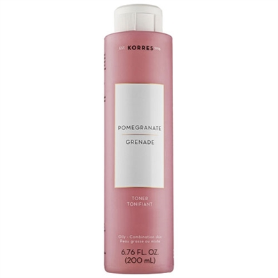 Korres Pomegranate Toner Oily - Combination Skin 6.76oz / 200ml