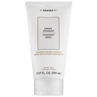 Korres Greek Yoghurt Foaming Cream Cleanser All Skin Types 5.07oz / 150ml