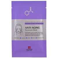 Leaders Insolution Anti-Aging Treatment Mask 1 Sheet