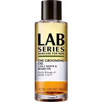 Lab Series The Grooming Oil 3-In-1 Shave & Beard Oil 1.7oz / 50ml