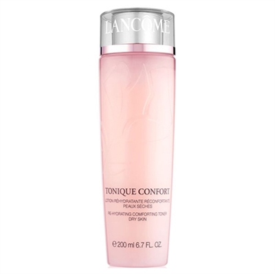 Lancome Tonique Confort Re-Hydrating Comforting Toner Dry Skin 6.7oz / 200ml
