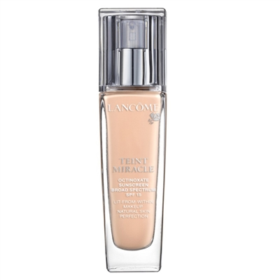 Lancome Teint Miracle Foundation SPF15 210 Buff 4C 1.0oz / 30ml