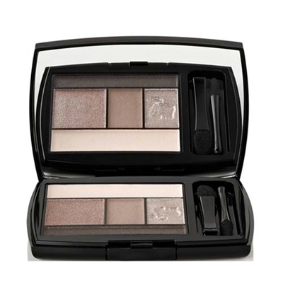 Lancome Color Design Eye Brightening All In One 5 Shadow & Liner Palette 100 Taupe Craze 0.141oz / 4g
