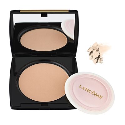 Lancome Dual Finish Powder Foundation 130 D Por. D'Ivoire I 0.56oz / 19g
