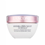 Lancome Hydra Zen Nuit Neurocalm Soothing Recharging Night Cream 1.7 oz / 50ml