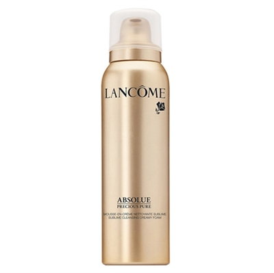 Lancome Absolue Precious Pure Sublime Cleansing Creamy Foam 5oz / 150ml