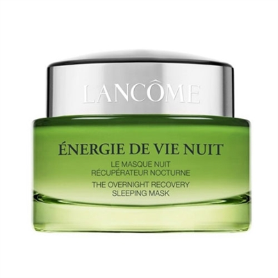 Lancome Energie De Vie Nuit The Overnight Recovery Sleeping Mask 2.6oz / 75ml