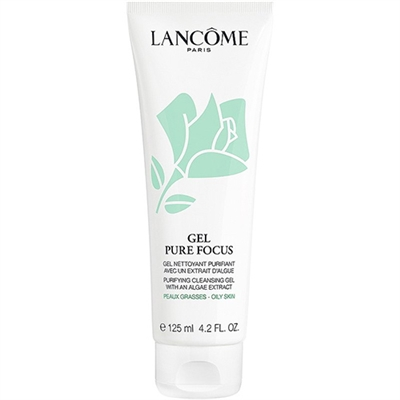 Lancome Gel Pure Focus Purifying Cleansing Gel 4.2oz / 125ml