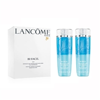 Lancome Bi-Facil Non-Oily Instant Cleanser Sensitive Eyes Duo Travel Exclusive