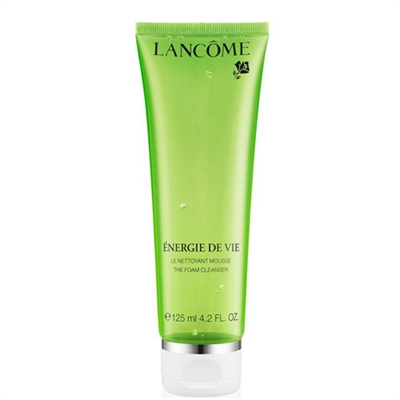 Lancome Energie De Vie The Foam Cleanser 4.2oz / 125ml