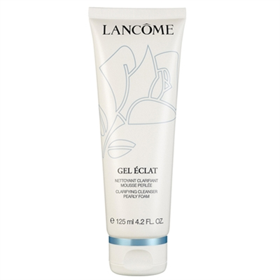 Lancome Gel Eclat Clarifying Cleanser Pearly Foam 4.2oz / 125ml