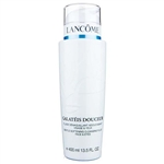 Lancome Galateis Douceur Gentle Softening Cleansing Fluid Face & Eyes 13.5 oz / 400ml