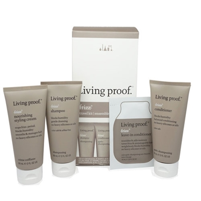 Living Proof Frizz Smoothing & Frizz Fighting Travel 3pc Kit